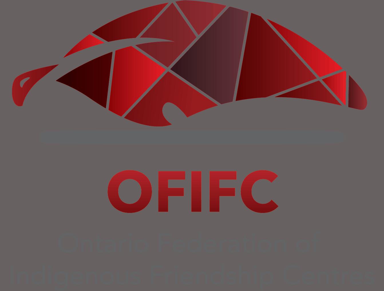 Ontario Federation of Indigenous Friendship Centres Logo